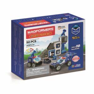 Magformers - Politisæt, 50 dele (3070)