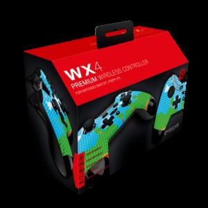 Gioteck Nintendo Switch WX-4 Wireless BT Controller (Adventure)