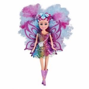 Sparkle Girlz - Hair Dreams Dukke - Blå