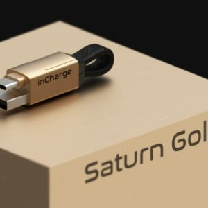 InCharge 6 Saturn Gold