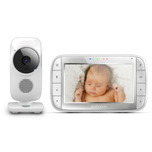 Motorola - Babyalarm m. Video MBP48