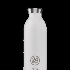 24 Bottles - Clima Bottle 0,5 L - Arctic White