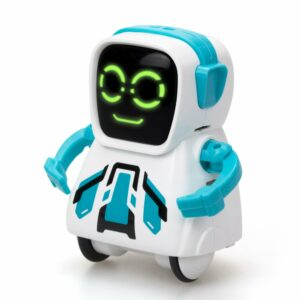 Silverlit - Pokibot Firkantet Robot - Blå