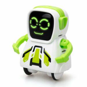 Silverlit - Pokibot Firkantet Robot - Grøn
