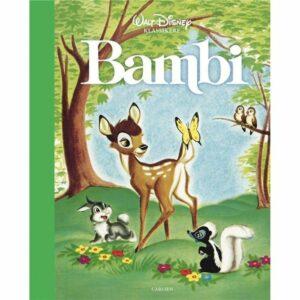 Børnebog - Walt Disney Klassikere - Bambi