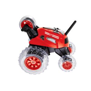 Sharper Image - Fjernstyret Bil - Monster Spinning Car (27 MHz)