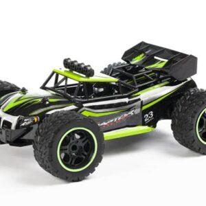 TechToys - Buggy 1:14 2,4 GHz R/C Fjernstyret Bil Raptor + USB - Grøn