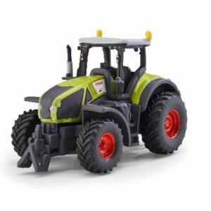 Revell - Mini R/C Fjernstyret Traktor Claas Axion 960
