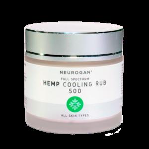 Neurogan - CBD Cooling Rub 500 mg 60 ml