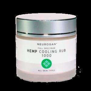 Neurogan - CBD Cooling Rub 1000 mg 60 ml