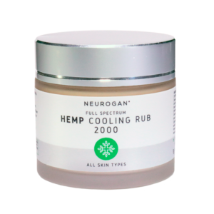 Neurogan - CBD Cooling Rub 2000 mg 60 ml