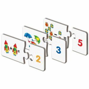 The Learning Journey - Puslespil - Matematik