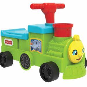 Fisher-Price - Gåbil - Tootin' Train