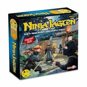 Games4U - NinjaJagten (DK)