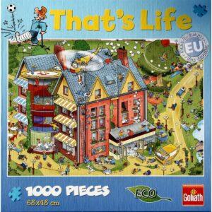 Goliath - That's Life - Puslespil - Hospital (1000 brk.)