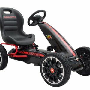 Azeno - Abarth Go-Kart (Sort)