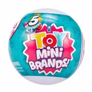 5 Surprises - Mini Brand - Toys