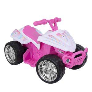 EVO - Elbil - 6V Quad - Pink