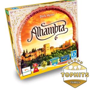 Alhambra - Brætspil