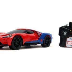 Spider-Man - RC Fjernstyret Bil 2017 Ford GT - 2.4GHz