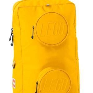 LEGO School - Signature Brick 1x2 Backpack - Bright Yellow (20204-0024)