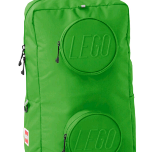 LEGO School - Signature Brick 1x2 Backpack - Bright Green (20204-0037)