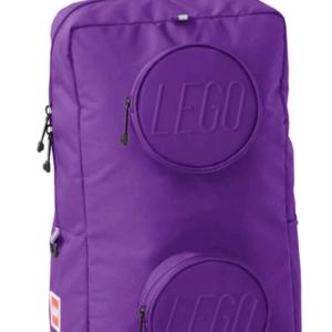 LEGO School - Signature Brick 1x2 Backpack - Medium Lilac (20204-0268)