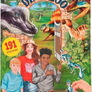 Dino World - Zoo Aktivitetsbog