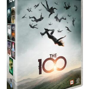 100, The - Season 1-7 Complete Series Box