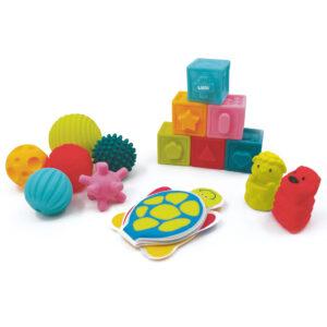 Ludi - Baby Sensory awakening set (30054)