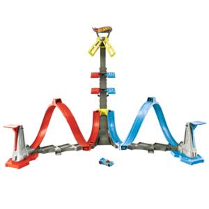 Hot Wheels - Loop & Launch Track sæt (GRW39)