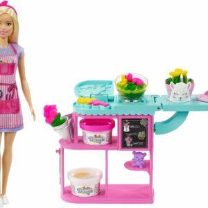 Barbie - Blomsterhandler (GTN58)