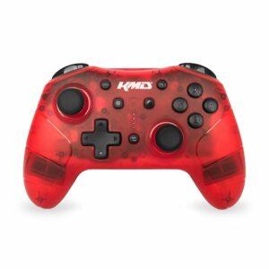KMD Nintendo Switch Pro Wireless Controller Red