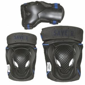 Save My Bones - Beskyttelses sæt - Blå XS
