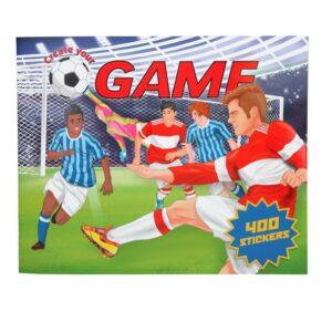 Create Your - Fodbold Malebog