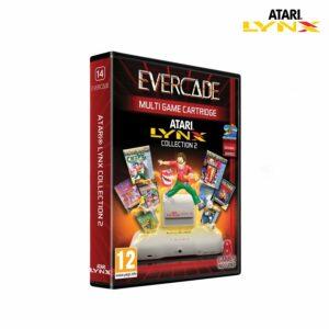 Evercade Lynx Collection 2 Cartridge
