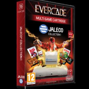 Evercade Jaleco Collection 1 Cartridge
