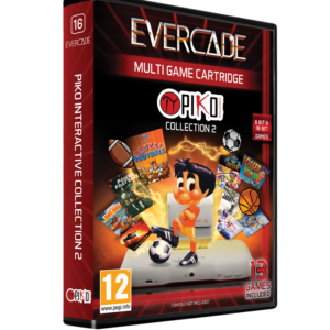 Evercade Piko Collection 2 Cartridge