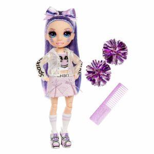Rainbow High - Cheer Dukke - Violet Willow