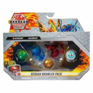 Bakugan - Geogan Brawler Pack - Viperagon & Sluggler