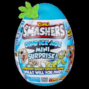 Smashers - Sæson 4 - Dino Thaw Overraskelses Æg
