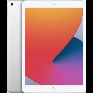 Apple - IPad 10,2 128GB Wi-Fi - Silver
