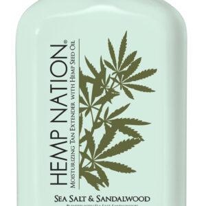 Australian Gold - Hemp Nation Sea Salt & Sandalwood Tan Extender Body Lotion 535 ml
