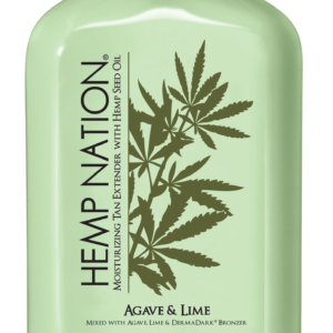 Australian Gold - Hemp Nation Agave & Lime Tan Extender Body Lotion 535 ml