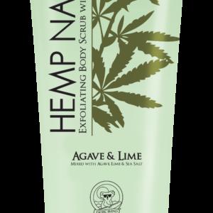 Australian Gold - Hemp Nation Agave & Lime Body Scrub