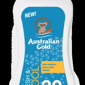Australian Gold - Active Chill Sunscreen Spray Gel SPF 30 237 ml