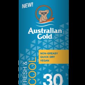 Australian Gold - Active Chill Sunscreen Spray SPF 30 177 ml