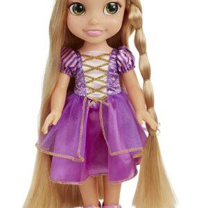 Disney Princess - Glow and Style Dukke 38cm - Rapunzel