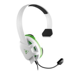 Turtle Beach Recon Chat Xbox White