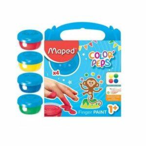 Maped - Color Peps - Min Første Jumbo Fingermaling
